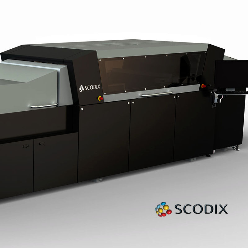 Scodix Digital Print Enhancement Press